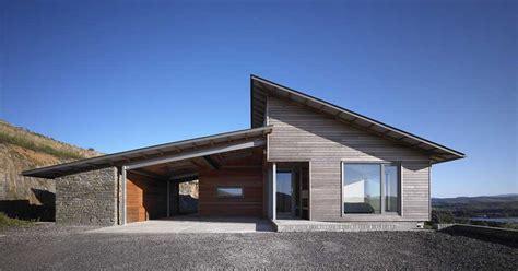 Small Kit Homes Scotland Deepstone Low Energy House Scotland E Architect
