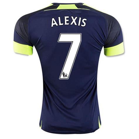 alexis sanchez jersey number puma arsenal alexis 7 soccer jersey alternate 16 17