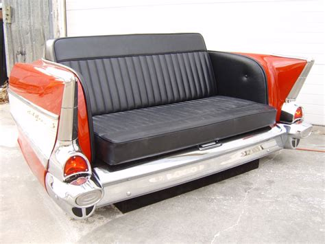 57 chevy sofa 57 chevy bel air couch pictures