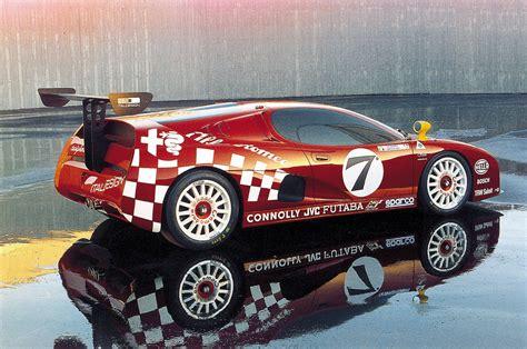 Alfa Romeo Scighera by 1997 Alfa Romeo Scighera Gt Italdesign Studios