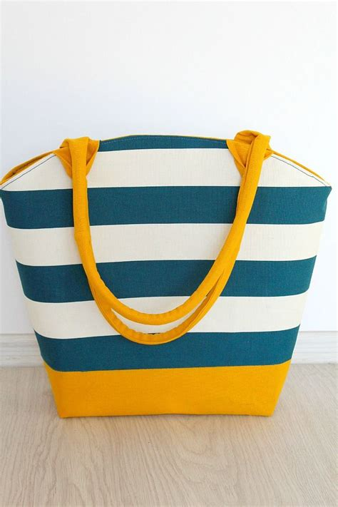 tutorial tote bag canvas rounded top canvas tote bag with corded handles sew