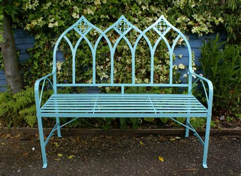 gothic bench garden furniture tricks trends and tips lazy susan