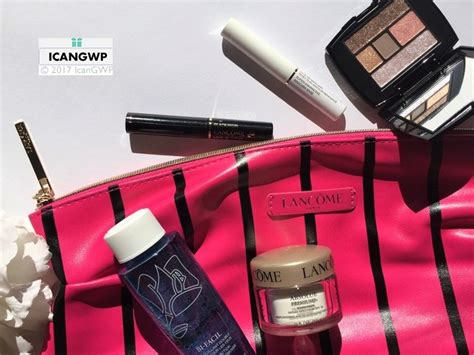 Gwp Alert Luxe Freebies From Eluxury by 2017 Nordstrom Anniversary Lancome Gift With Purchase