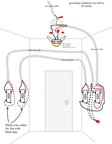 fan and light switch how to wire a 3 way switch ceiling fan with light diagram