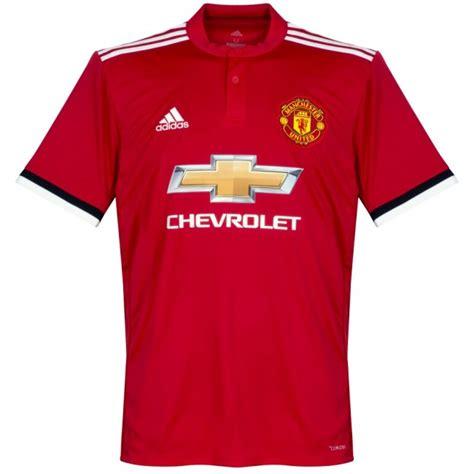 desain jersey manchester united man utd home shirt 2017 2018