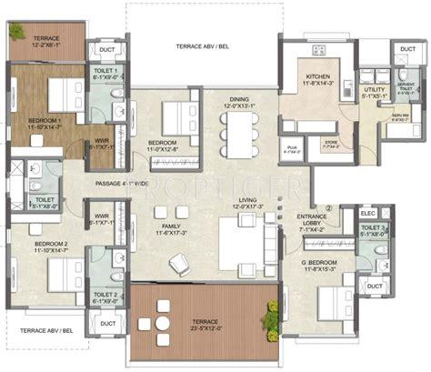 jade residences layout kalpataru jade residences in baner pune price location