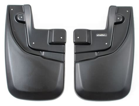 Mud Flaps For Toyota Tacoma Mud Flaps By Husky Liners For 2006 Tacoma Hl56931