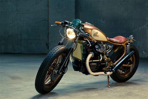Handmade Cafe - honda cx500 by kingston custom bikers cafe bikers cafe