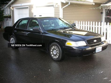 service manual automotive repair manual 2004 ford crown victoria security system service