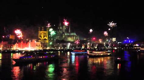 happy new year 2013 cologne germany youtube