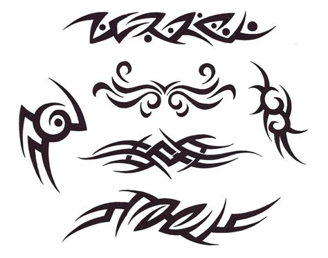 small tribal tattoo designs for men tattoo fantastic