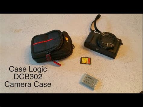 case logic dcb 302 camera case. | doovi