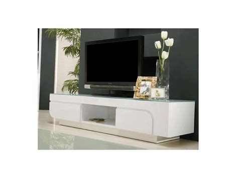 Bois Mdf Laqué salon meuble blanc laque