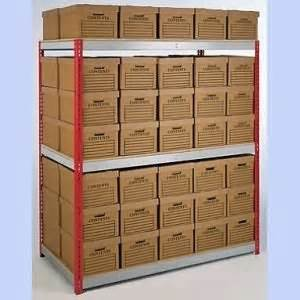 office archive box storage shelving suits all boxes and