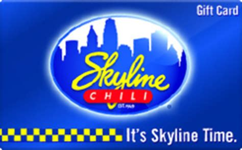 Chili S Gift Card Discount - buy skyline chili gift cards raise