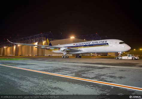 Air Singapore singapore airlines to launch airbus a350 on amsterdam
