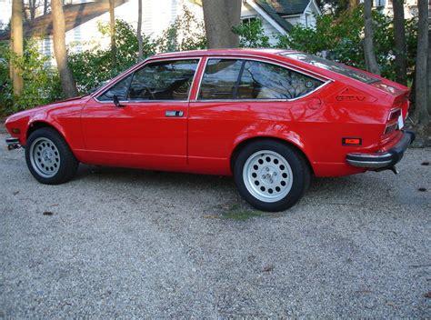 1976 alfa romeo alfetta gtv classic italian cars for sale