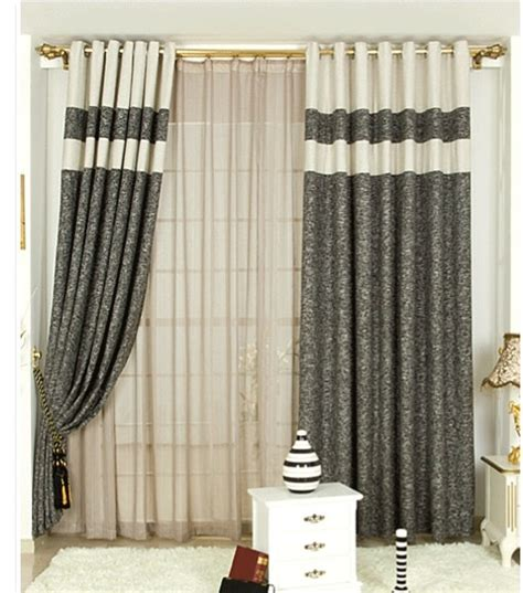 cotton blackout curtains aliexpress com buy home decoration curtains for windows