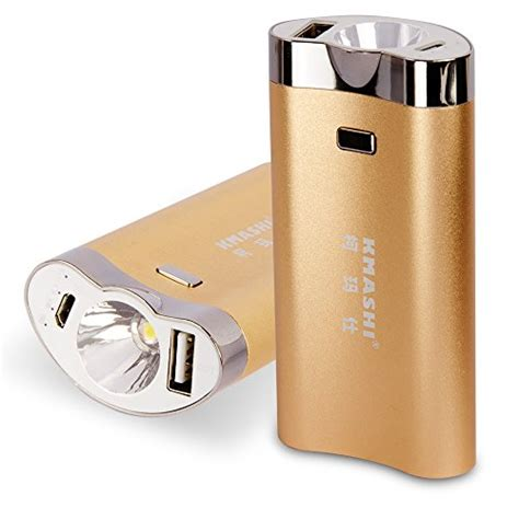 Battery Power Samsung S4 Slim Kw Replika kmashi kmax 806 11200mah outdoor flashlight extended