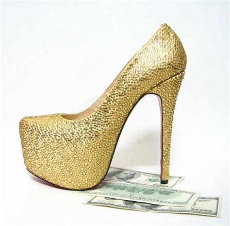 gold colored high heels gold color high heels fs heel