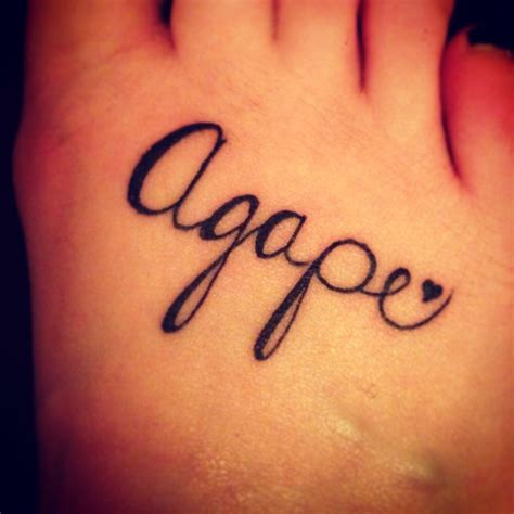 tattoo meaning unconditional love the 25 best agape tattoo ideas on pinterest greek love