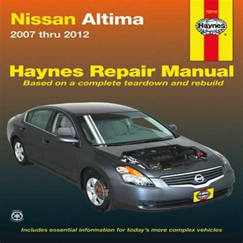 car repair manual download 1993 nissan altima regenerative braking haynes nissan altima 1993 2001 repair manual pdfsr com