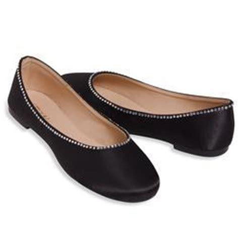 dressy black flat shoes esny occasions 174 satin ballerina flat dressy shoes black ebay