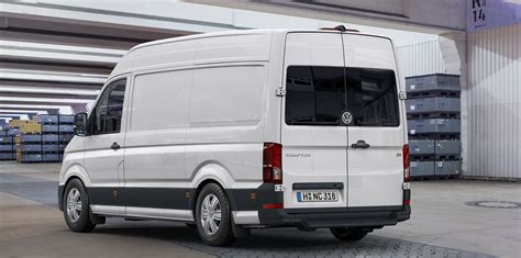 volkswagen crafter back 2017 volkswagen crafter unveiled arrives in australia