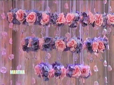 Martha Stewart Chandelier Floral Chandelier Martha Stewart Weddings