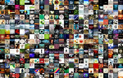 collage music 6 albums worth listening to this week