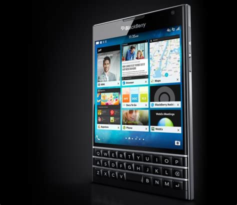 blackberry mobile official website blackberry passport square shaped smartphone price