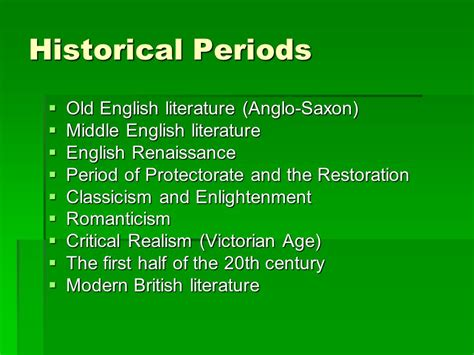 themes in modern english poetry british literature ppt video online download