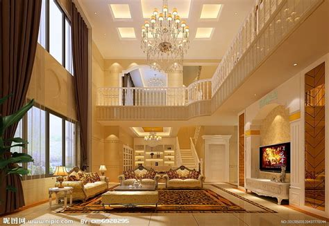 Livingroom Designs 豪华别墅客厅图片 图片大全