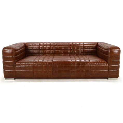 Cagney Leather Sofa Home Source Furniture Cagney Leather Sofa