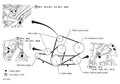 2000 nissan pathfinder electrical diagrams nissan auto