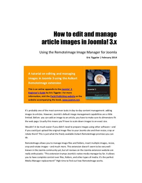 manual update joomla 2 5 to 3 joomla 2 5 beginner s guide by eric tiggeler