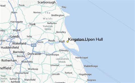 map of kingston upon hull kingston upon hull weather station record historical