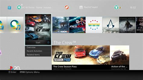 ps4 themes with sound this playstation 4 theme will make you nostalgic has the