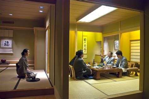 Have a blind chef tasting menu in the Tatami rooms   Yelp
