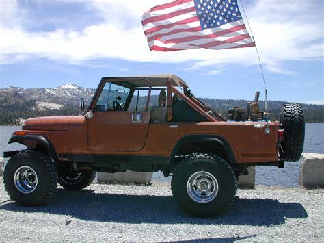 cj8 jeep jeep wrangler cj 8 technical details history photos on