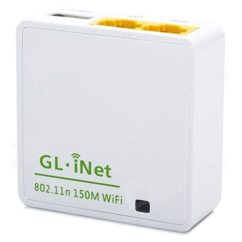 Glinet Openwrt Mini Smart Router 16mb Rom 6416a gl inet openwrt mini smart router 16mb rom 6416a bonus