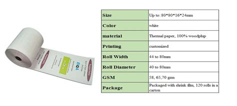 How To Make A Paper Credit Card - credit card copy paper receipt paper thermal jumbo rolls