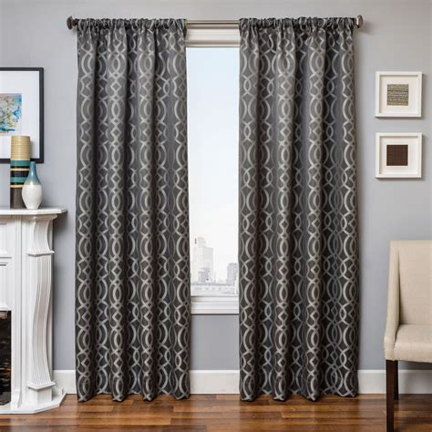 pewter curtains softline home fashions roselawnlutheran