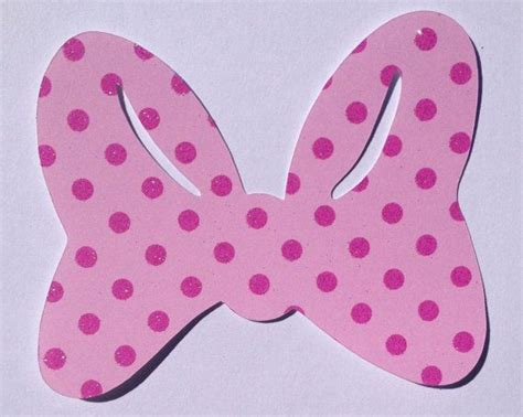 minnie mouse bow template free printable minnie mouse bow studio design