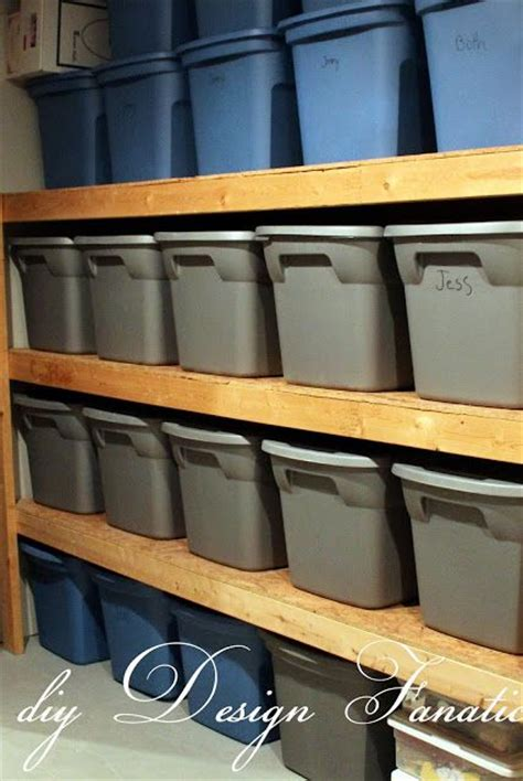 build your own garage shelves woodworking projects plans