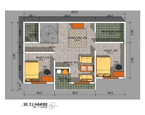 10 desain rumah minimalis 2 kamar yang simpel nyaman dan bisa diterapkan di lahan mungil zaki