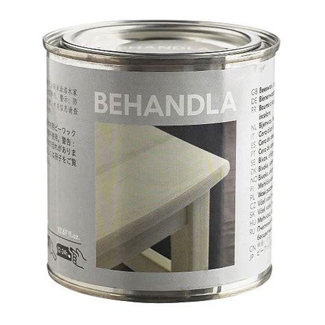 Vernice Legno Ikea by Behandla Balsamo Di Cera D Api Ikea