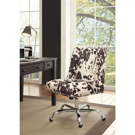 linon home decor linon home decor draper udder madness microfiber office