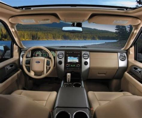 2017 ford expedition redesign, interior and release date