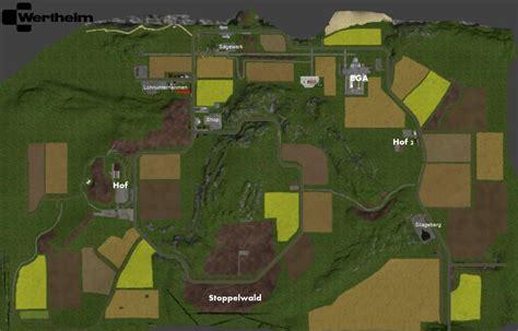 Small Modern Ls by Fs2015 Wertheim Map V 1 0